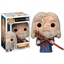 POP LORD OF THE RINGS 443 GANDALF - Figurines POP au prix de 14,95 €