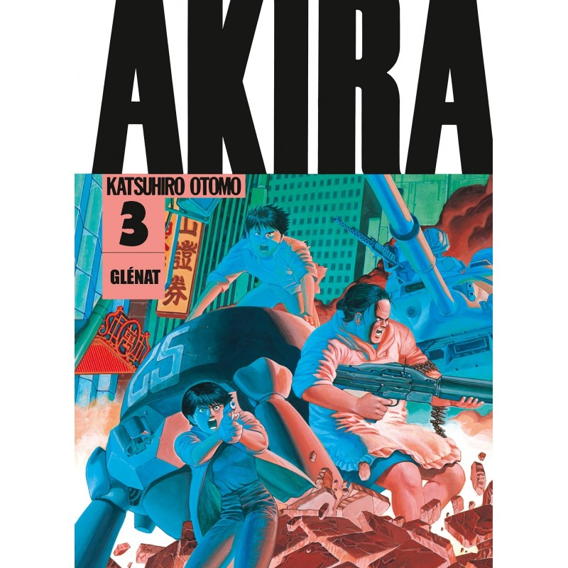 AKIRA T03 - Manga au prix de 14,95€