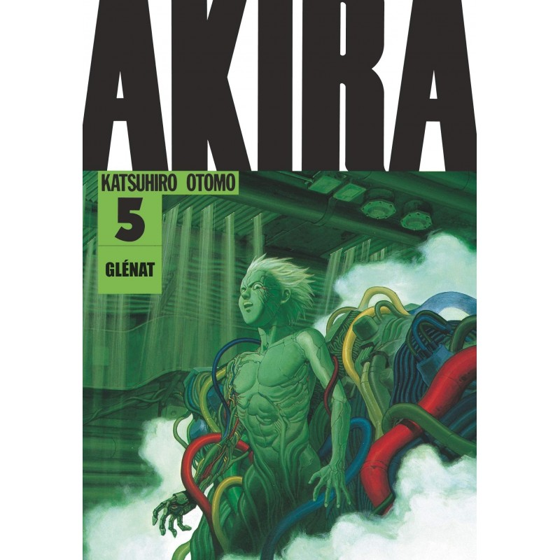 AKIRA T05 - Manga au prix de 14,95€