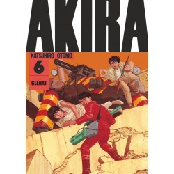 AKIRA T06 - Manga au prix de 14,95€