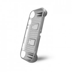 COQUE PROTECTION SILICONE + VERRE TREMPE SWITCH LITE UNDERCONTROL - Accessoires Switch au prix de 9,95€