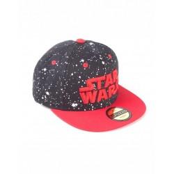 CASQUETTE STAR WARS RED SPACE - Casquettes au prix de 19,95€