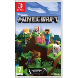 SWITCH MINECRAFT OCC - Jeux Switch au prix de 19,95 €