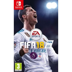 SWITCH FIFA 18 OCC - Jeux Switch au prix de 14,95 €