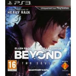 PS3 BEYOND TWO SOULS - Jeux PS3 au prix de 9,95€