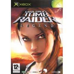 XB TOMB RAIDER LEGEND - Jeux Xbox au prix de 6,95€