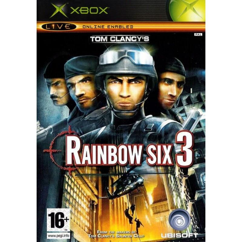 XB RAINBOW SIX 3 BUNDLE COPY - Jeux Xbox au prix de 3,95€