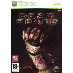 X360 DEAD SPACE - Jeux Xbox 360 au prix de 6,95€