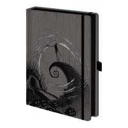 NOTEBOOK NIGHTMARE BEFORE CHRISTMAS MOONLIGHT MADNESS A5 - Papeterie au prix de 12,95 €