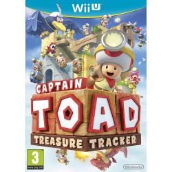 WIU CAPTAIN TOAD - Jeux Wii U au prix de 14,95€