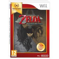 WII THE LEGEND OF ZELDA TWILIGHT PRINCESS SELECTS - Jeux Wii au prix de 14,95€