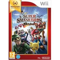 WII SUPER SMASH BROS BRAWL NINTENDO SELECTS - Jeux Wii au prix de 12,95€