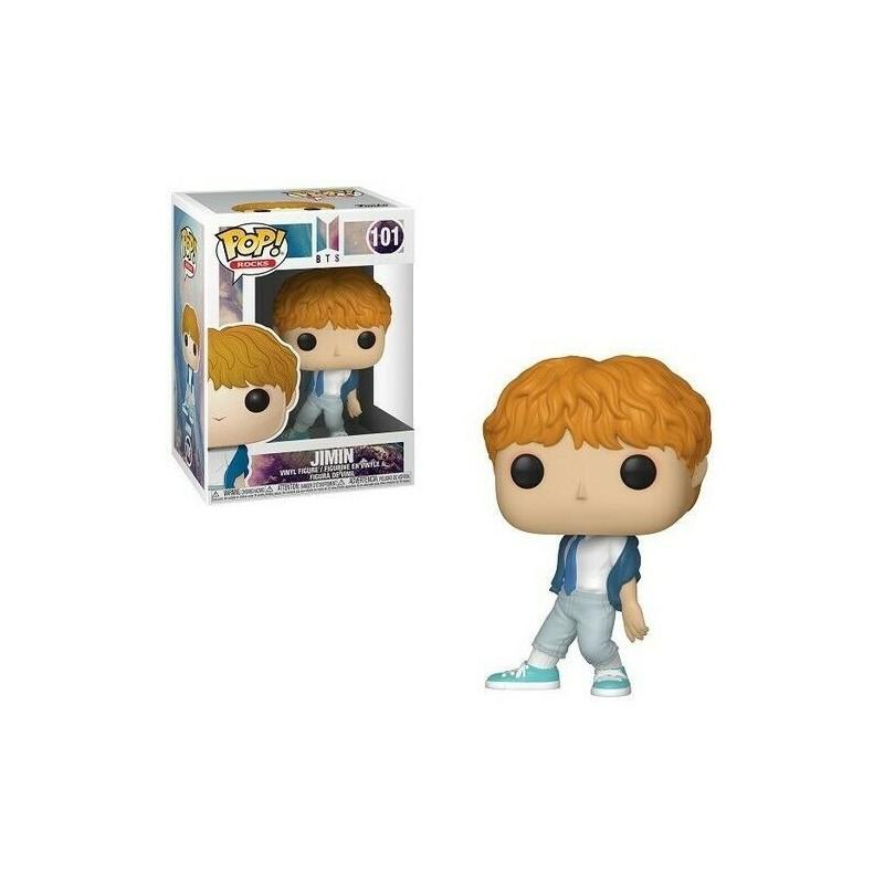 POP BTS 101 JIMIN - Figurines POP au prix de 14,95€