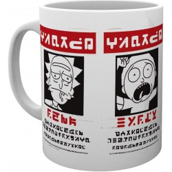 MUG RICK AND MORTY WANTED 315ML - Mugs au prix de 9,95 €