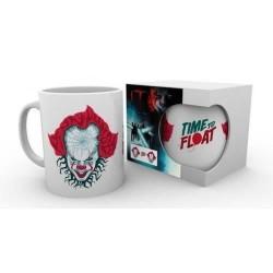 MUG IT PENNYWISE TIME TO FLOAT 315ML - Mugs au prix de 9,95€