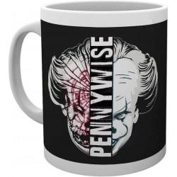 MUG IT PENNYWISE SPLIT 315ML - Mugs au prix de 9,95€