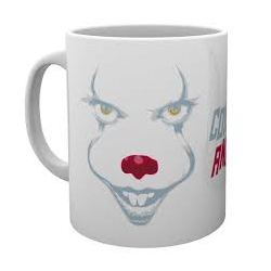 MUG IT PENNYWISE COME BACK AND PLAY 315ML - Mugs au prix de 9,95 €