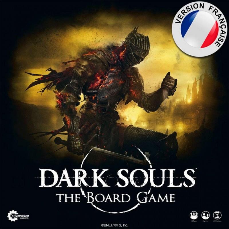 JEU DE PLATEAU DARK SOULS THE BOARD GAME - Jeux de Société au prix de 99,95€