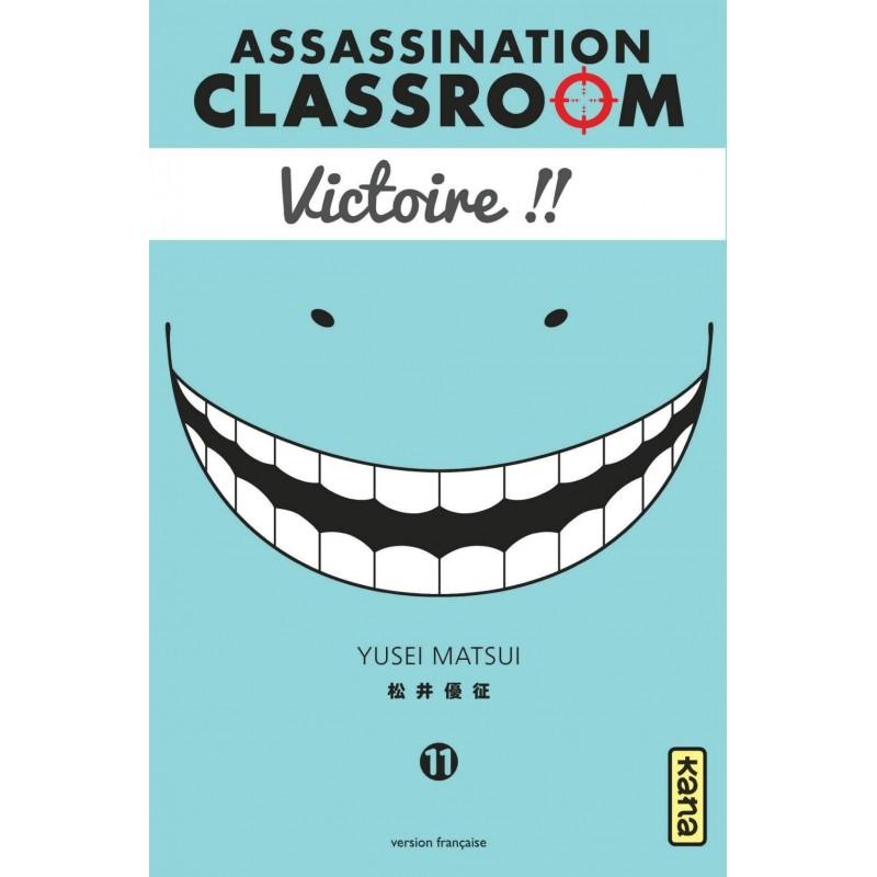 ASSASSINATION CLASSROOM T11 - Manga au prix de 6,85€