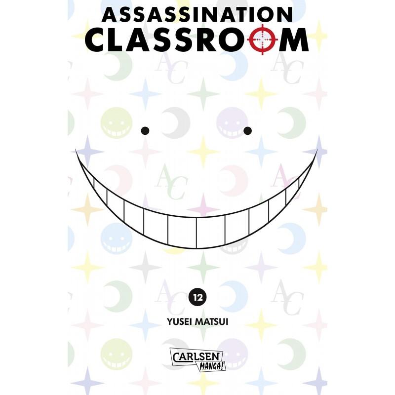 ASSASSINATION CLASSROOM T12 - Manga au prix de 6,85€