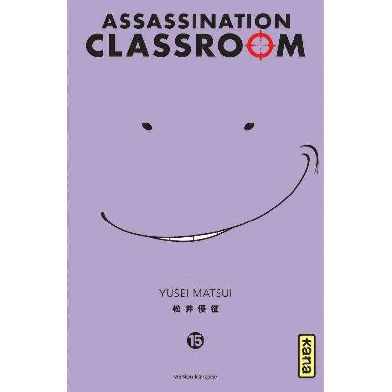 ASSASSINATION CLASSROOM T15 - Manga au prix de 6,85€