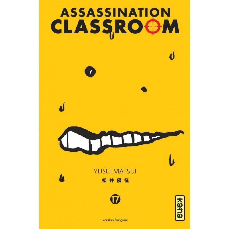 ASSASSINATION CLASSROOM T17 - Manga au prix de 6,85€