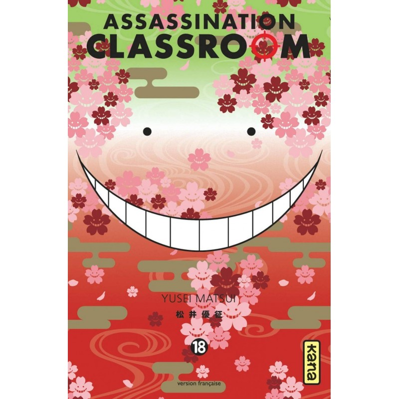 ASSASSINATION CLASSROOM T18 - Manga au prix de 6,85€