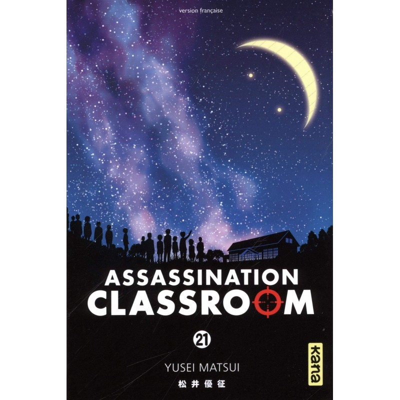 ASSASSINATION CLASSROOM T21 - Manga au prix de 6,85€