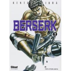 BERSERK T02 - Manga au prix de 6,90€