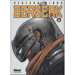 BERSERK T06 - Manga au prix de 6,90€