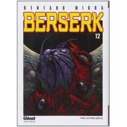 BERSERK T12 - Manga au prix de 6,90€