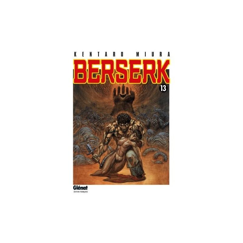 BERSERK T13 - Manga au prix de 6,90€