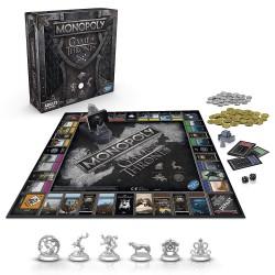 MONOPOLY GAME OF THRONES EDITION COLLECTOR - Jeux de Société au prix de 39,95€
