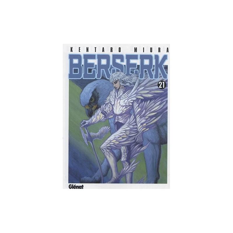 BERSERK T21 - Manga au prix de 6,90€