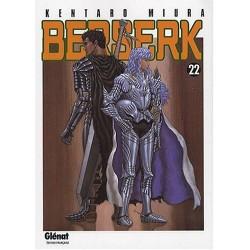 BERSERK T22 - Manga au prix de 6,90€