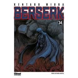 BERSERK T34 - Manga au prix de 6,90€