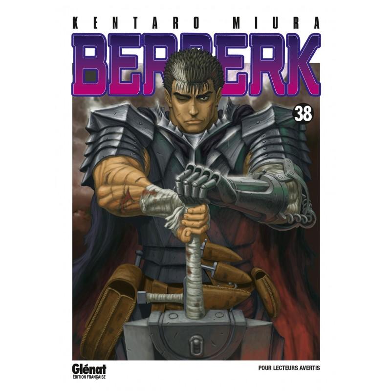 BERSERK T38 - Manga au prix de 6,90€