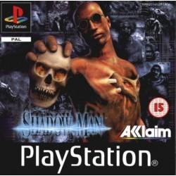 PSX SHADOW MAN - Jeux PS1 au prix de 4,95€
