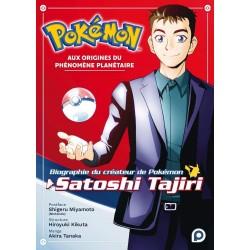 BIOGRAPHIE OFFICIELLE DU CREATEUR DE POKEMON SATOSHI TAJIRI - Manga au prix de 9,90€