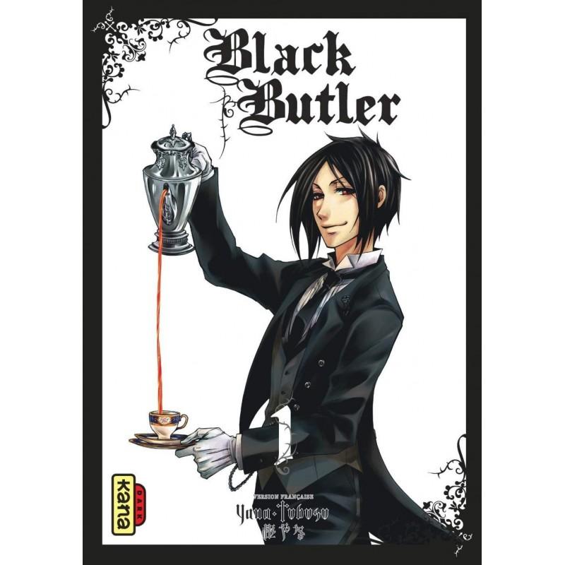 BLACK BUTLER T01 - Manga au prix de 6,85€