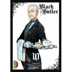 BLACK BUTLER T10 - Manga au prix de 6,85€