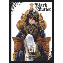 BLACK BUTLER T16 - Manga au prix de 6,85€
