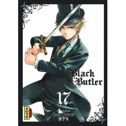 BLACK BUTLER T17 - Manga au prix de 6,85€