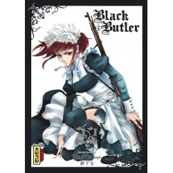 BLACK BUTLER T22 - Manga au prix de 6,85€