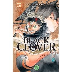 BLACK CLOVER T01 - Manga au prix de 6,89€