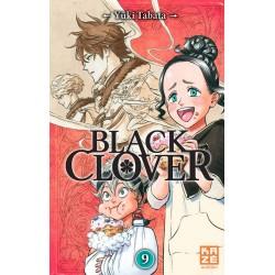 BLACK CLOVER T09 - Manga au prix de 6,89€