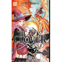 BLACK CLOVER T10 - Manga au prix de 6,89€