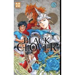 BLACK CLOVER T12 - Manga au prix de 6,89€