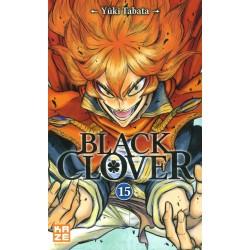 BLACK CLOVER T15 - Manga au prix de 6,89€