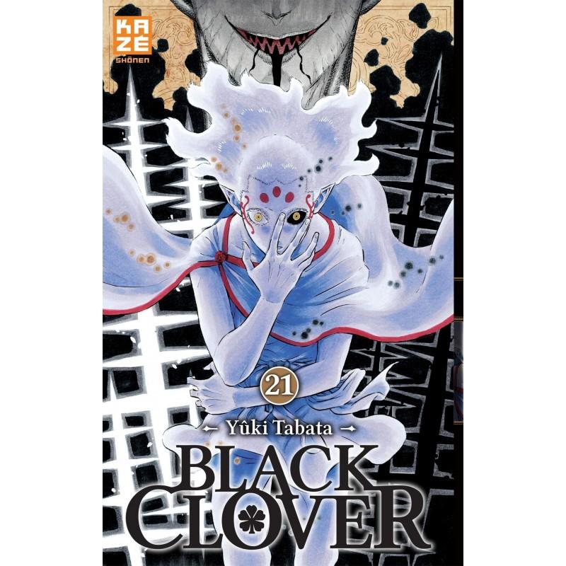 BLACK CLOVER T21 - Manga au prix de 6,89€